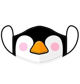 CUTIEMALS Penguin Reusable Face Mask Cover Large