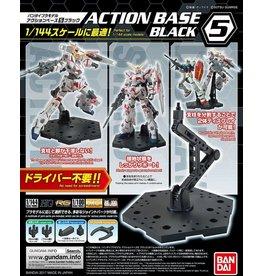 Bandai GUNDAM Action Base - 5 Black