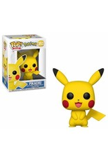 Funko POKEMON POP! N° 353 - Pikachu