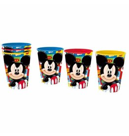 Stor MICKEY MOUSE Set of 3 Plasic Cups 260ml
