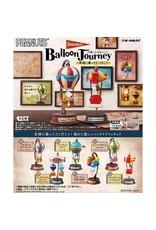 SNOOPY Balloon Journey Mini Figure 8cm  - 1pc