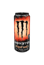 Monster Energy Company MONSTER ENERGY Rehab Peach 50cl
