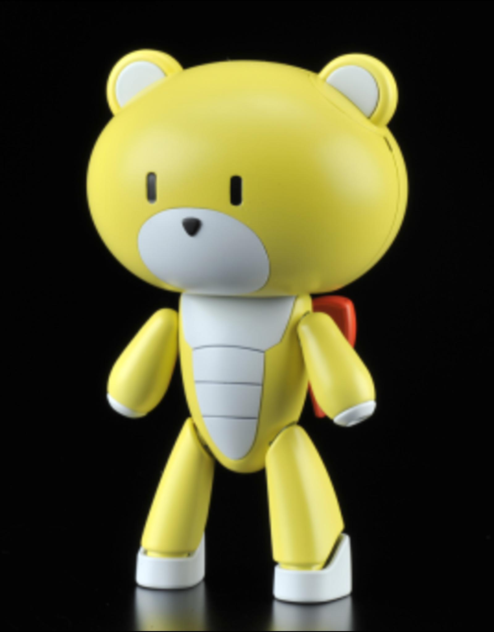 Bandai PETIT'GGUY Model Kit HGPG 1/144 8cm - Winning Yellow