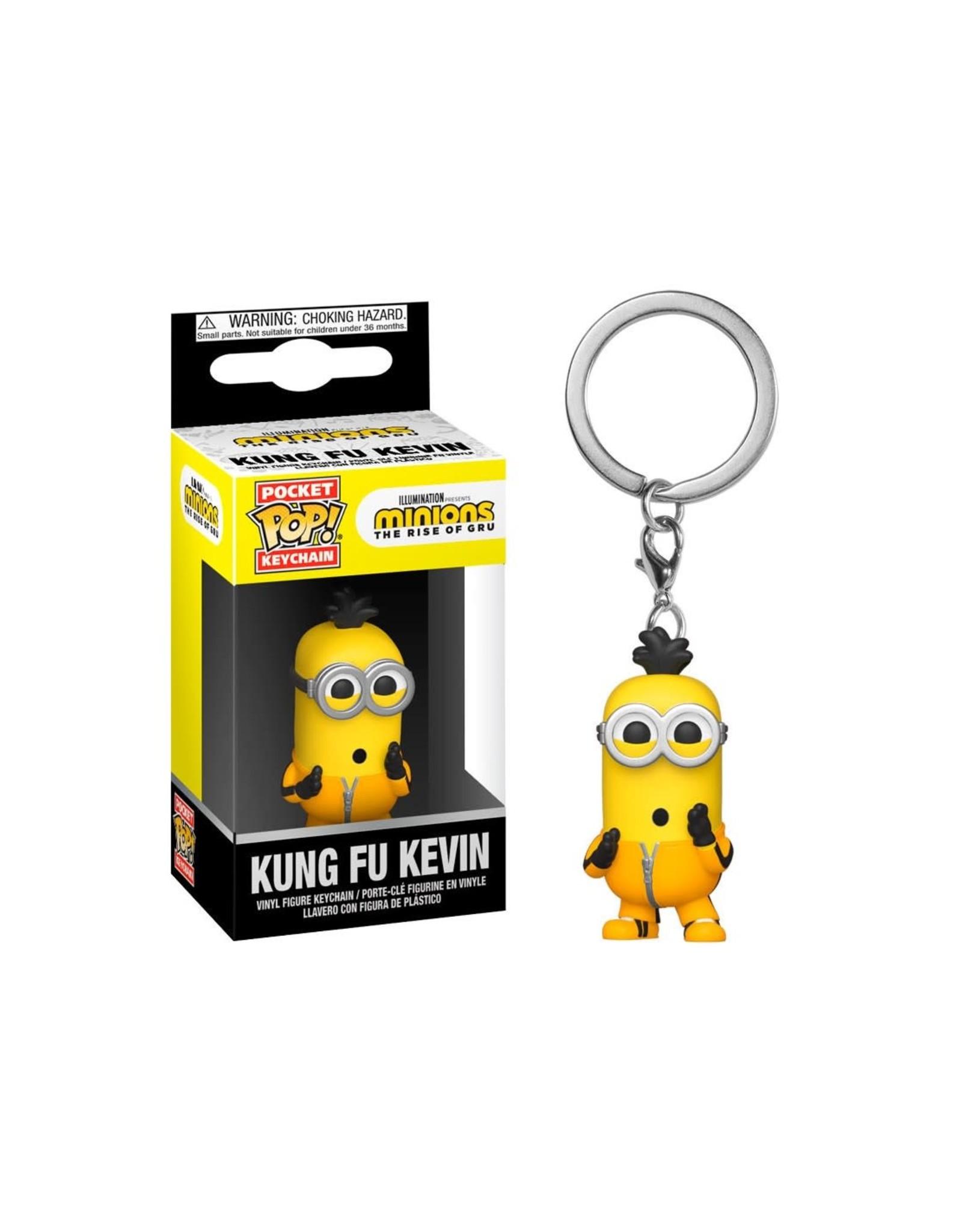 Funko MINIONS 2 Pocket POP! 4cm - Kung Fu Kevin