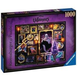 Ravensburger VILLAINOUS Puzzle 1000P - Ursula