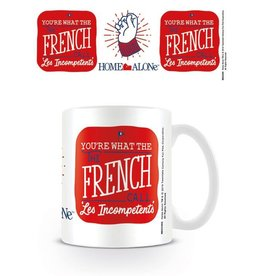 Pyramid International HOME ALONE Mug - Les Incompetant