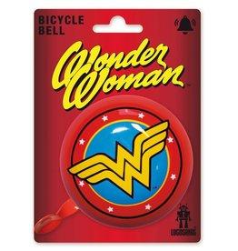 Logoshirt DC COMICS Bicycle Bell Wonder Woman