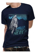 CID STAR WARS T-Shirt What Have We Here Lando