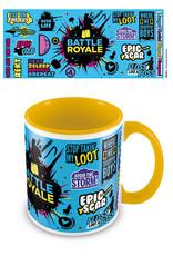 GAMING Coloured Inner Mug - Battle Royal
