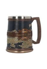 GAME OF THRONES Tankard 14 cm - The Seven Kingdoms