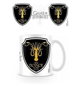 GAME OF THRONES Mug 300 ml - Greyjoy