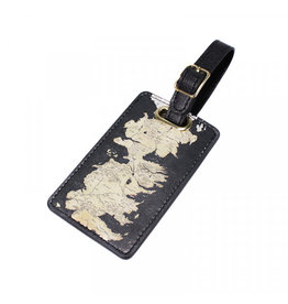 GAME OF THRONES - Luggage Tag - Westeros Map
