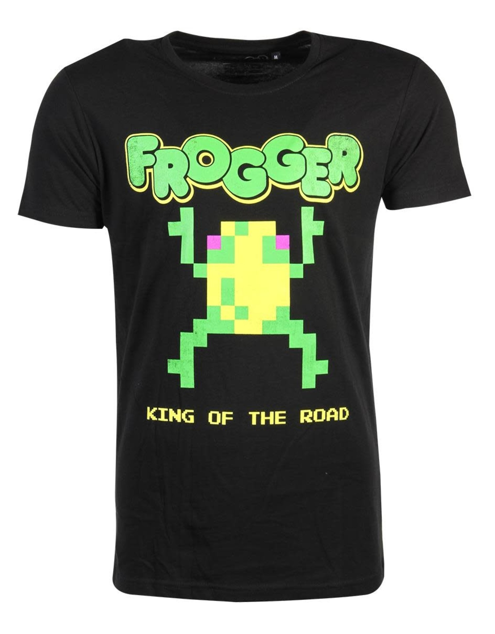 FROGGER  - Men T-Shirt King of the Road - (S)