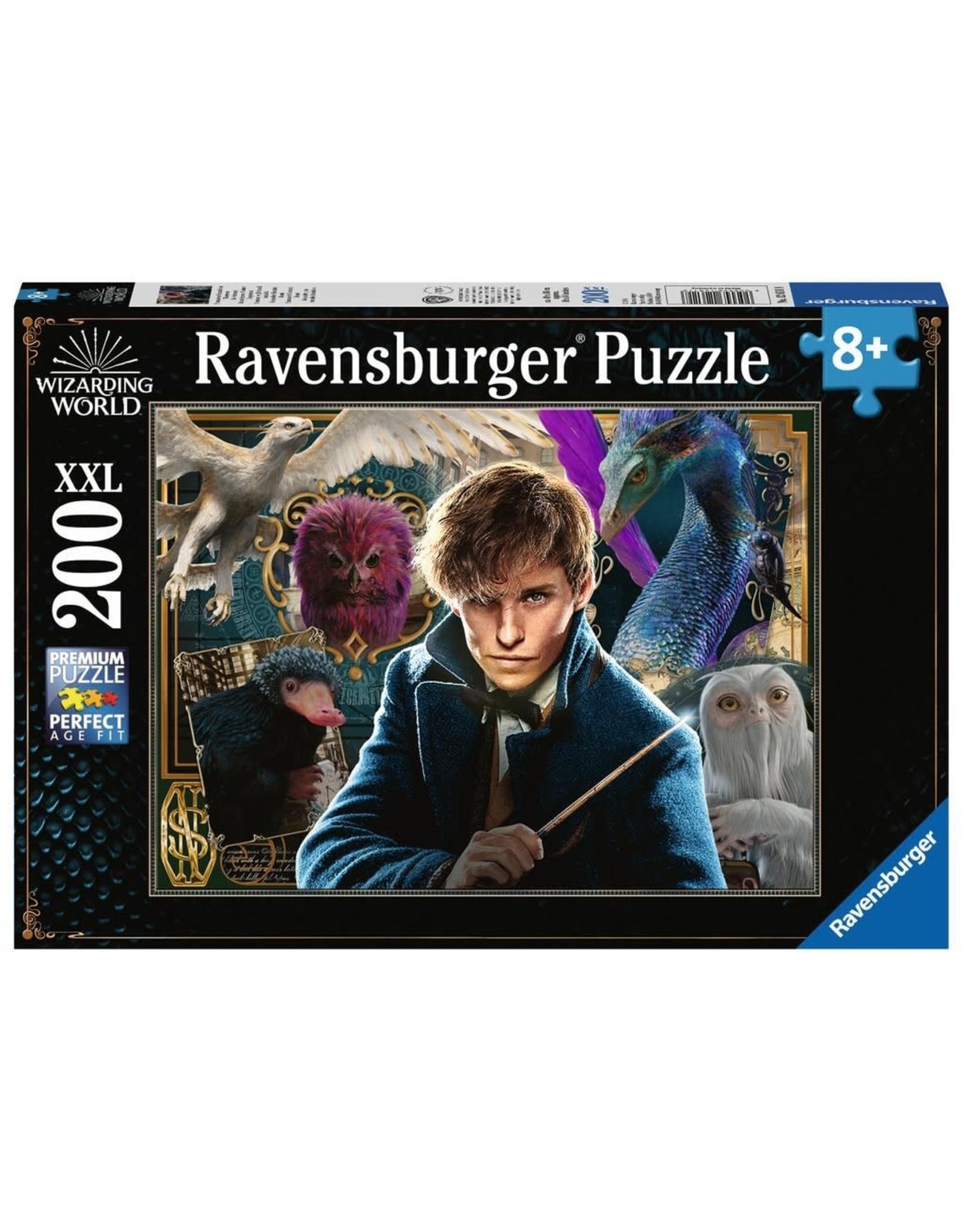 FANTASTIC BEASTS Puzzle XXL 200P - Newt Scamander