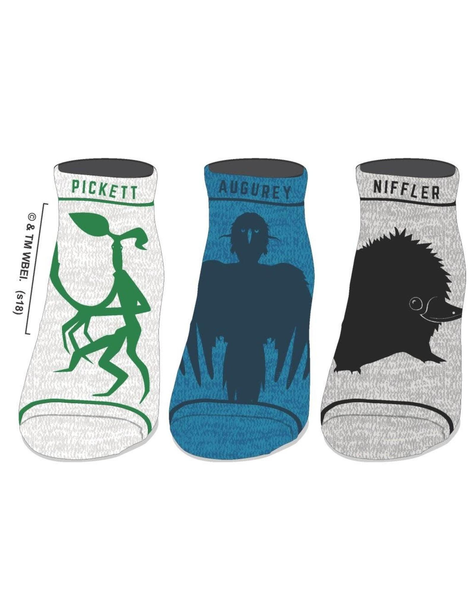 FANTASTIC BEASTS - 3 Pack Socks
