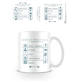 FANTASTIC BEASTS Mug 300 ml - Code