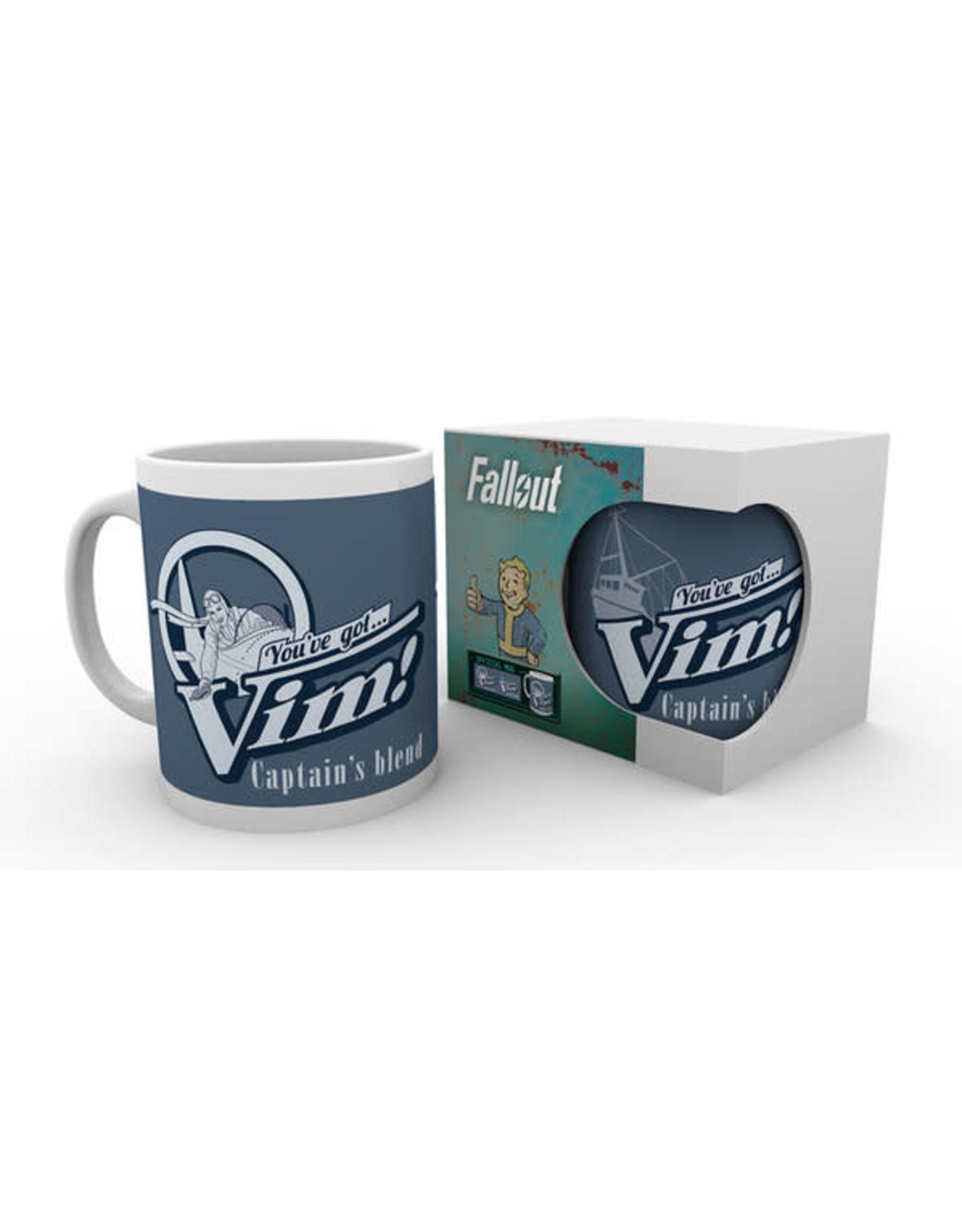 FALLOUT 4 Mug 300 ml - Captain's Blend