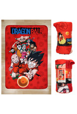 DRAGON BALL - Polar Blanket 100X150 cm - Characters