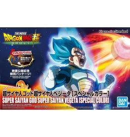 Bandai DRAGON BALL - Model Kit - SSG Super Saiyan Vegeta 'Special Color'
