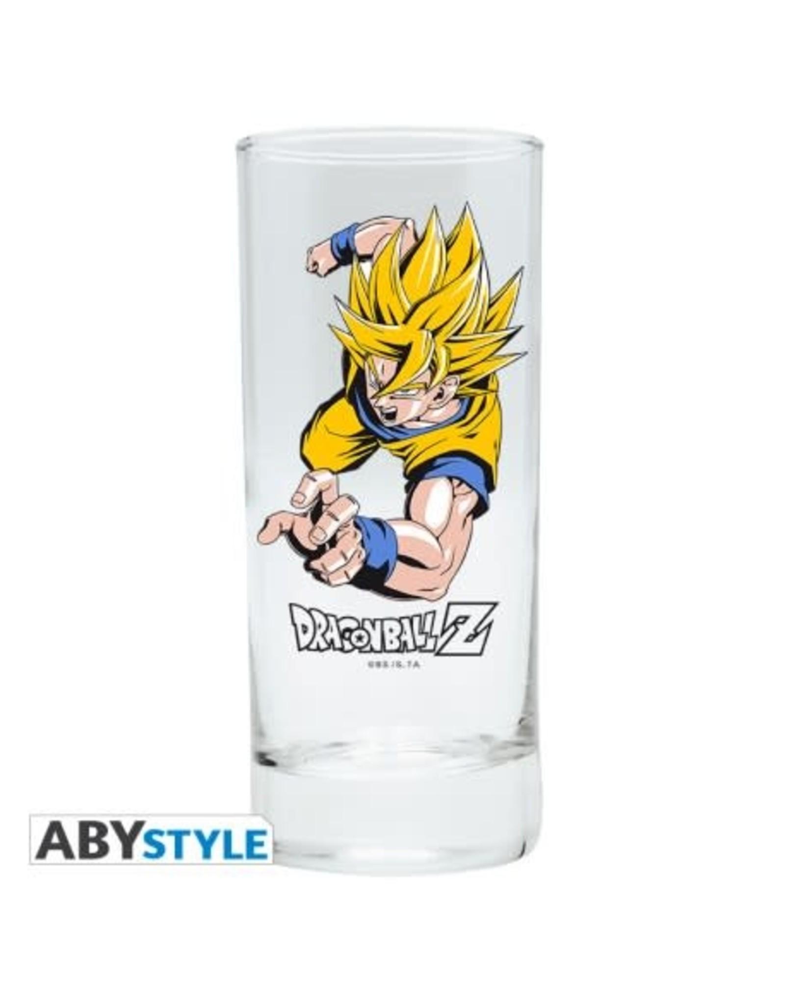 DRAGON BALL - Glass - DBZ/Goku