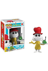 Funko DR SEUSS POP! N° 05 - Sam I Am FLOCKED (LIMITED)