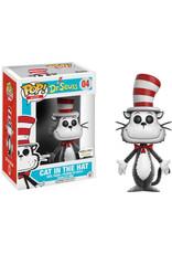 Funko DR SEUSS POP! N° 04 - Cat in the Hat FLOCKED (LIMITED)