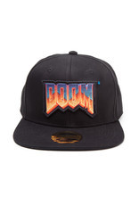 DOOM - Cap - Logo Doom