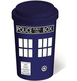 DOCTOR WHO Travel Mug 340 ml - Tardis