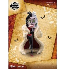 DISNEY VILLAINS - Figurine Mini Egg Attack - Cruella - 8cm