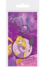 DISNEY PRINCESS - Rubber Keychain - Rapunzel