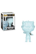 Game of Thrones POP! Television Vinyl Figure Crystal Night King w/Dagger in Chest 9 cm