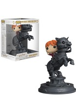 HARRY POTTER - Movie Moments Pop N° 82 - Ron Riding Chess Piece