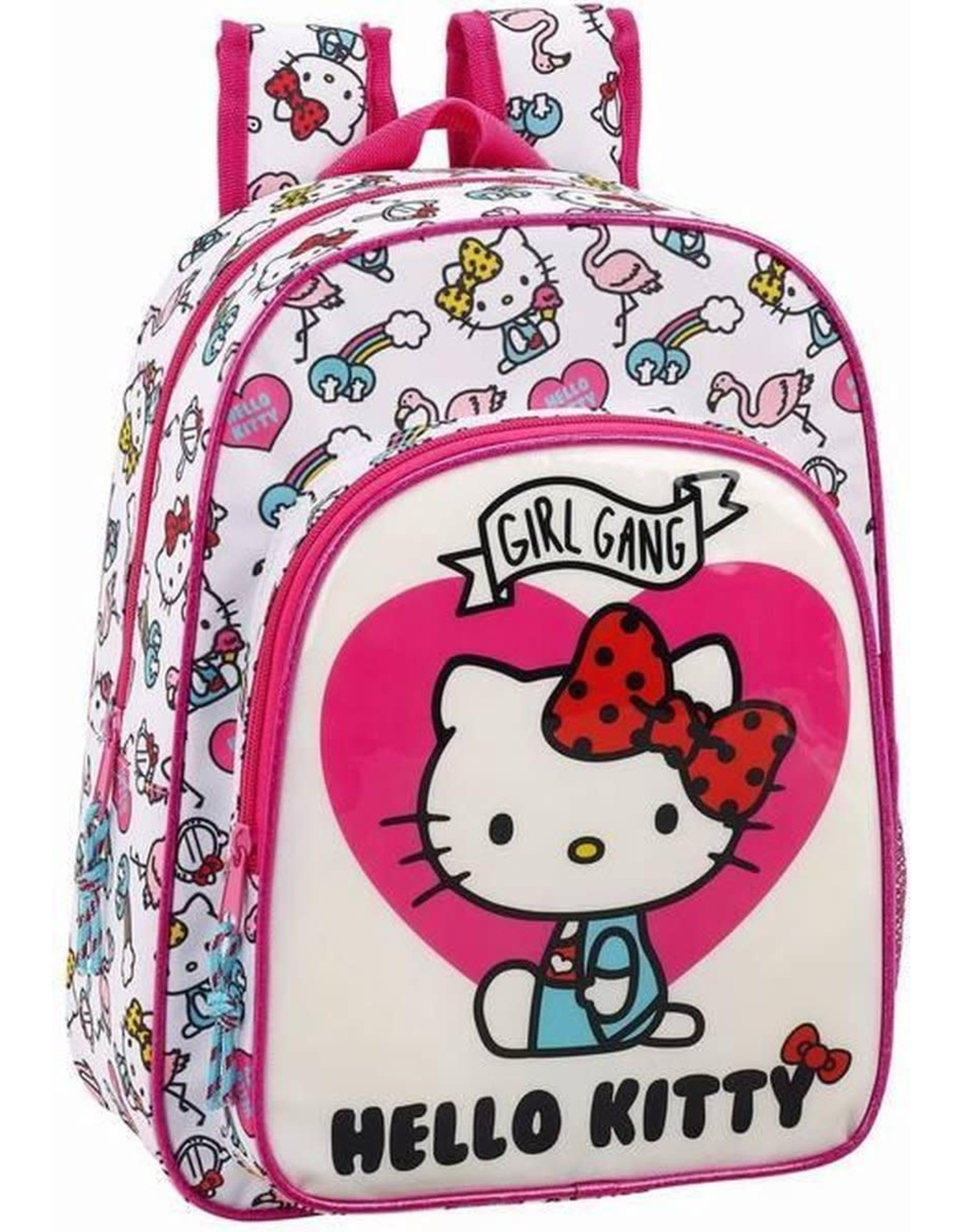 Hello Kitty Backpack Girl Gang 34 cm