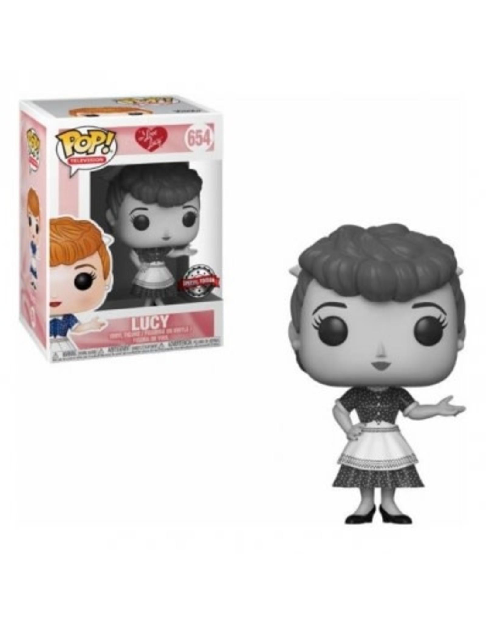 I Love Lucy POP! TV Vinyl Figure Lucy B&W Target Exclusive 9 cm