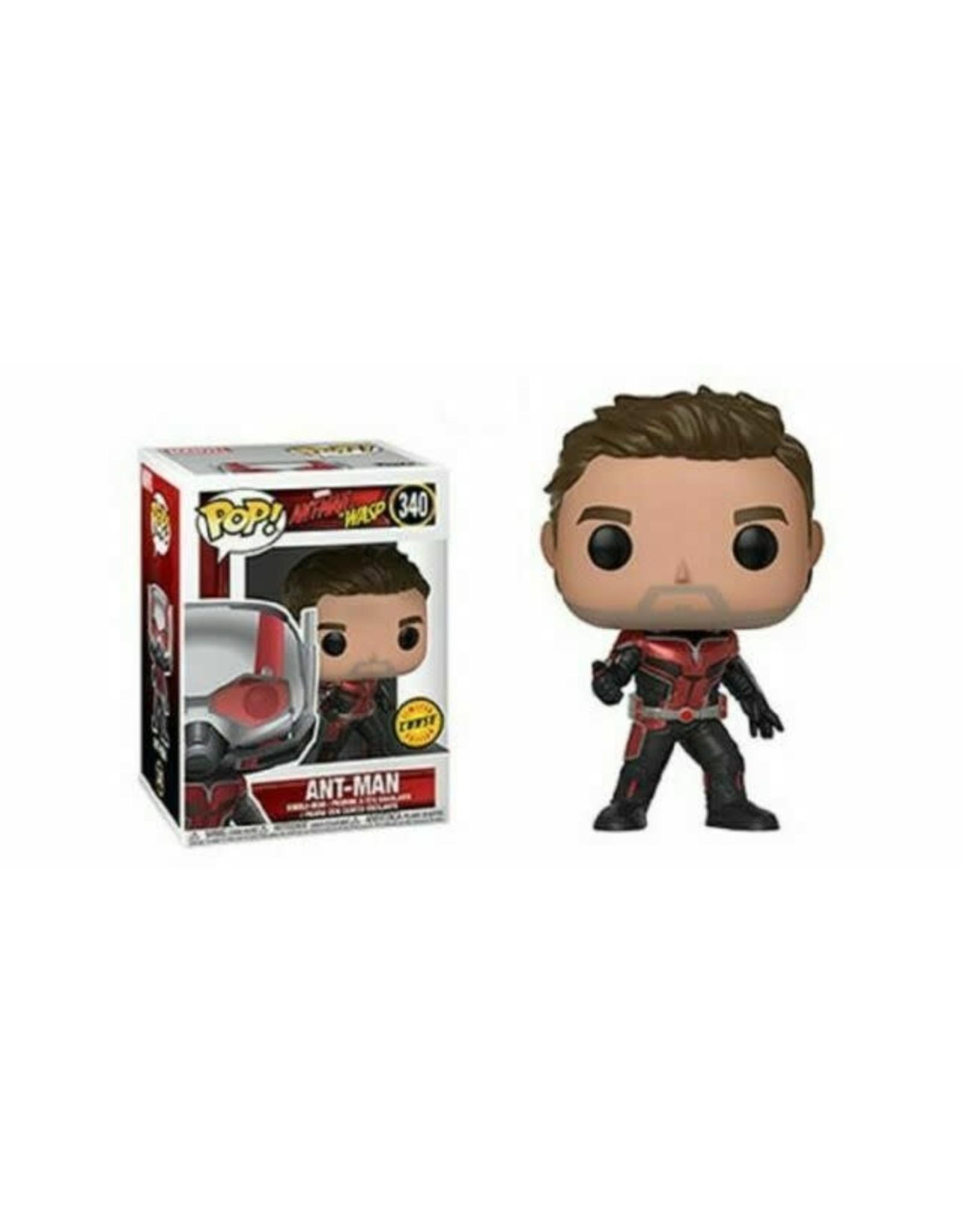MARVEL - Bobble Head POP N° 340 - Ant-man : Ant-Man CHASE
