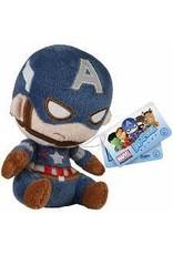 MARVEL - Peluche Funko Moppez - Captain America