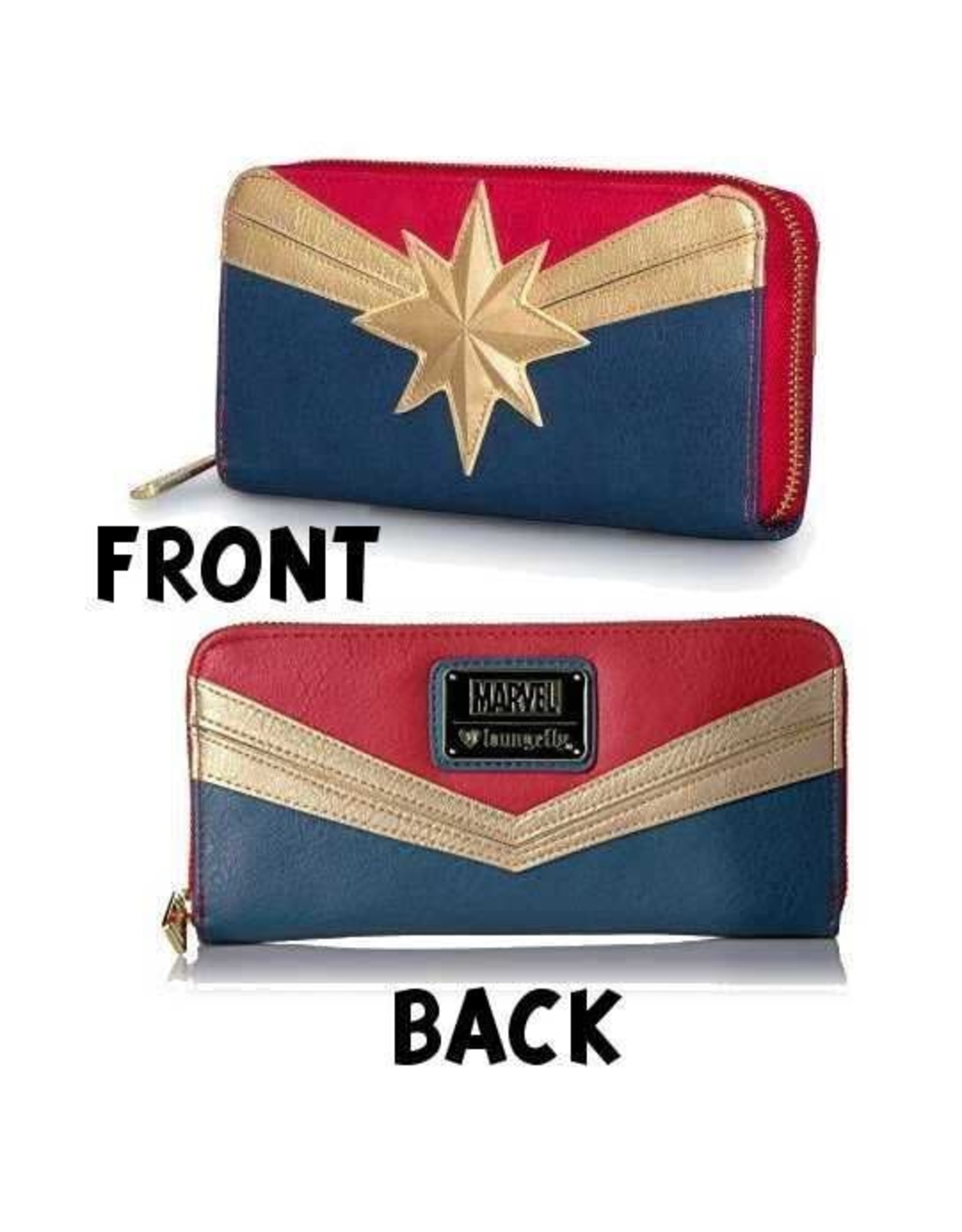 Marvel by Loungefly Wallet Captain Marvel