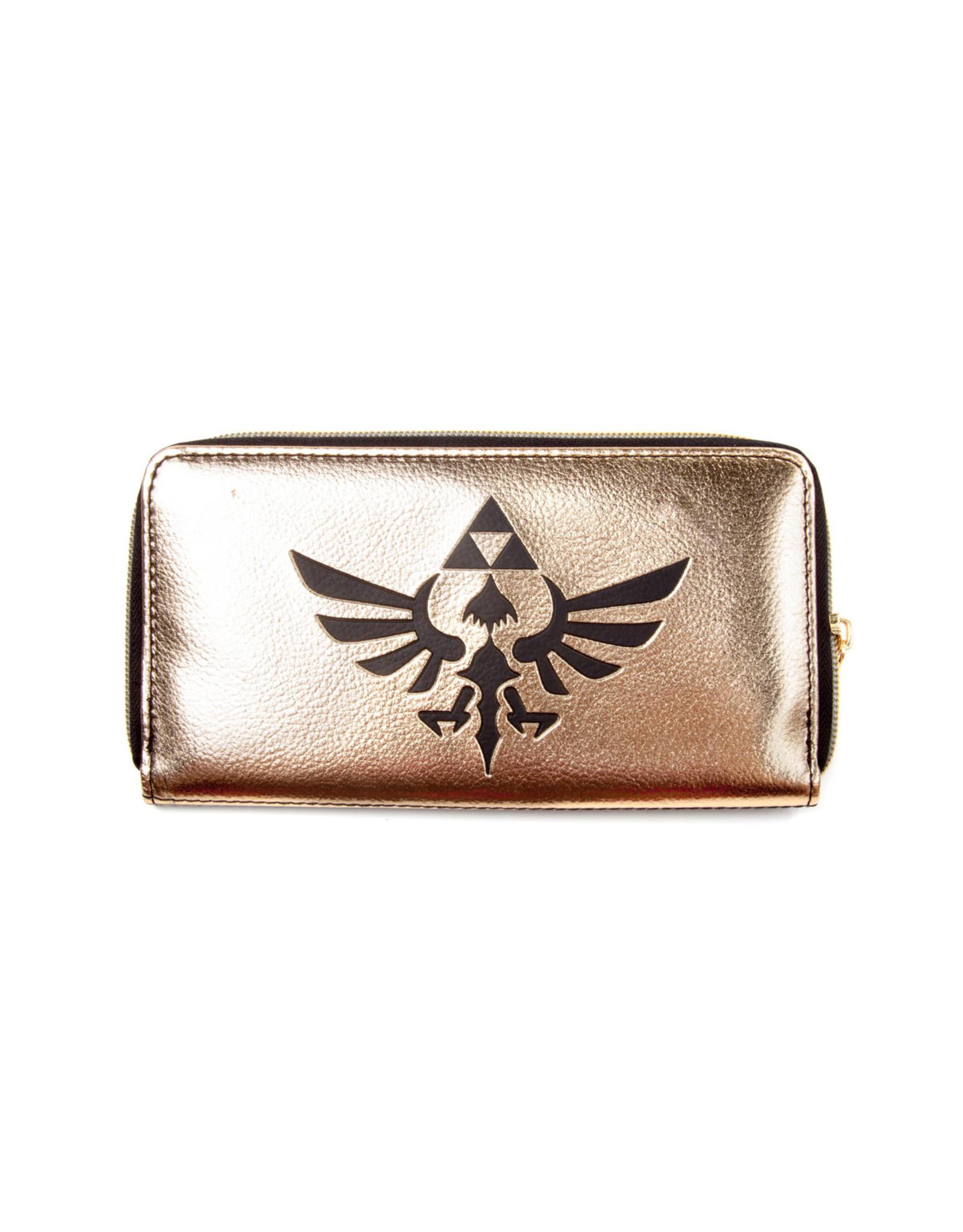 NINTENDO - ZELDA Mirror Zip Atound Wallet