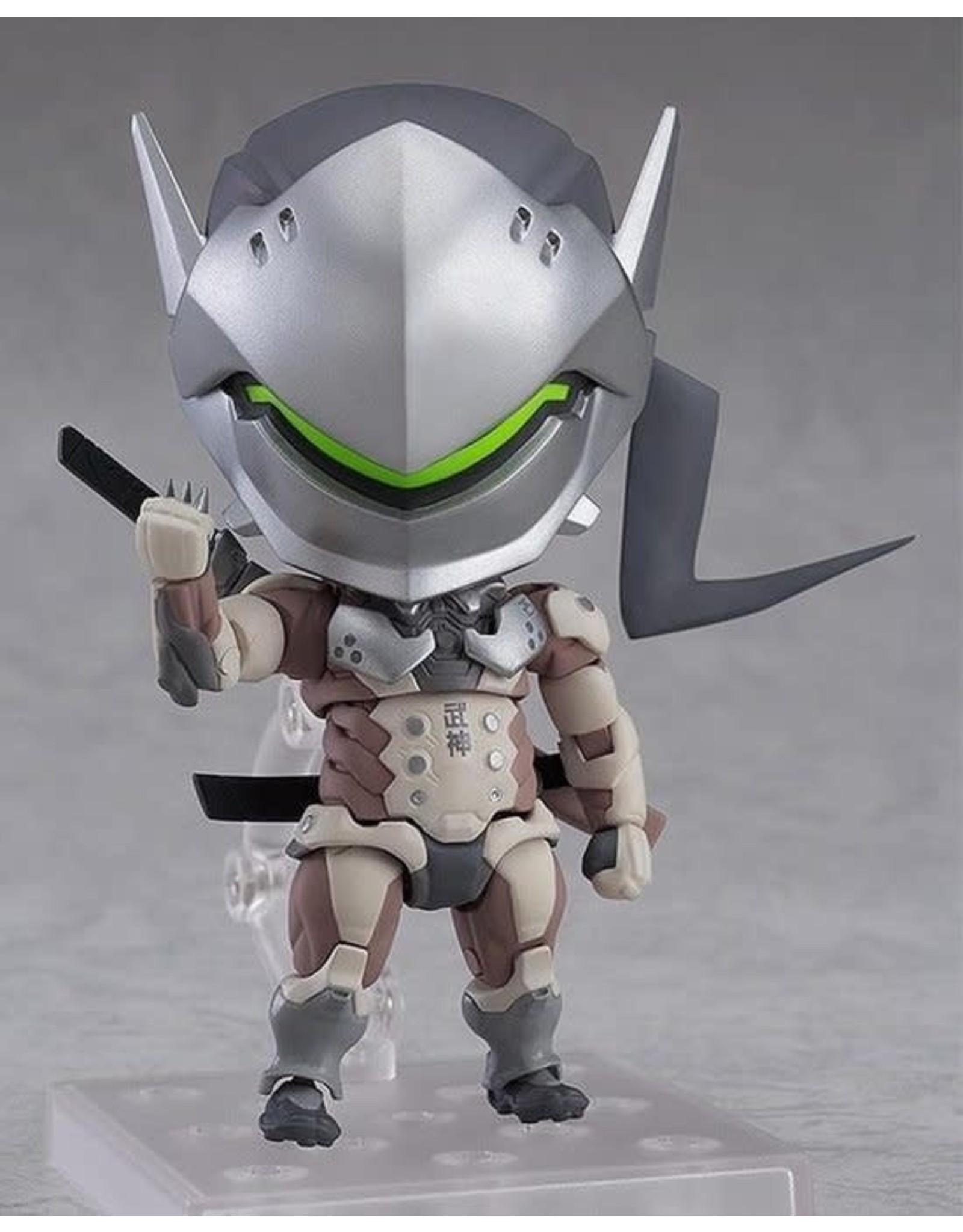 OVERWATCH - Figurine Nendoroid Genji - Classic Skin
