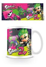 Splatoon 2 Mug Squit Shot