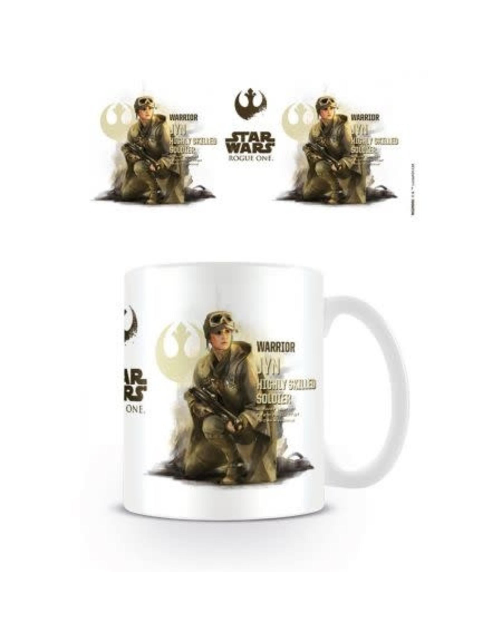 STAR WARS Mug 300 ml - Jyn Profile