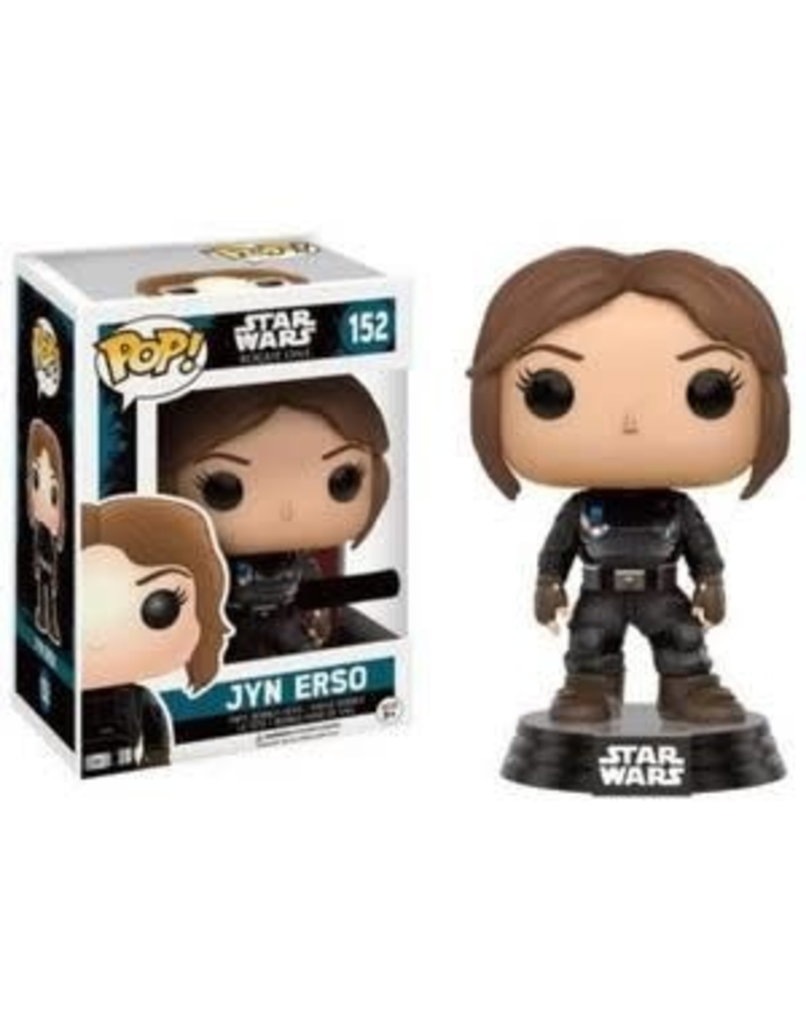 Funko STAR WARS ROGUE ONEPOP! N° 152 - Jym Erso Limited