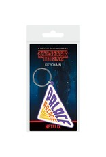 STRANGER THINGS - Rubber Keychain - Palace Arcade