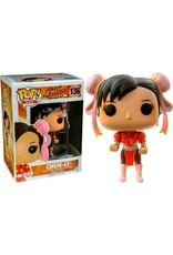 Funko STREET FIGHTER POP! N° 136 - Chun-Li Red Outfit LTD