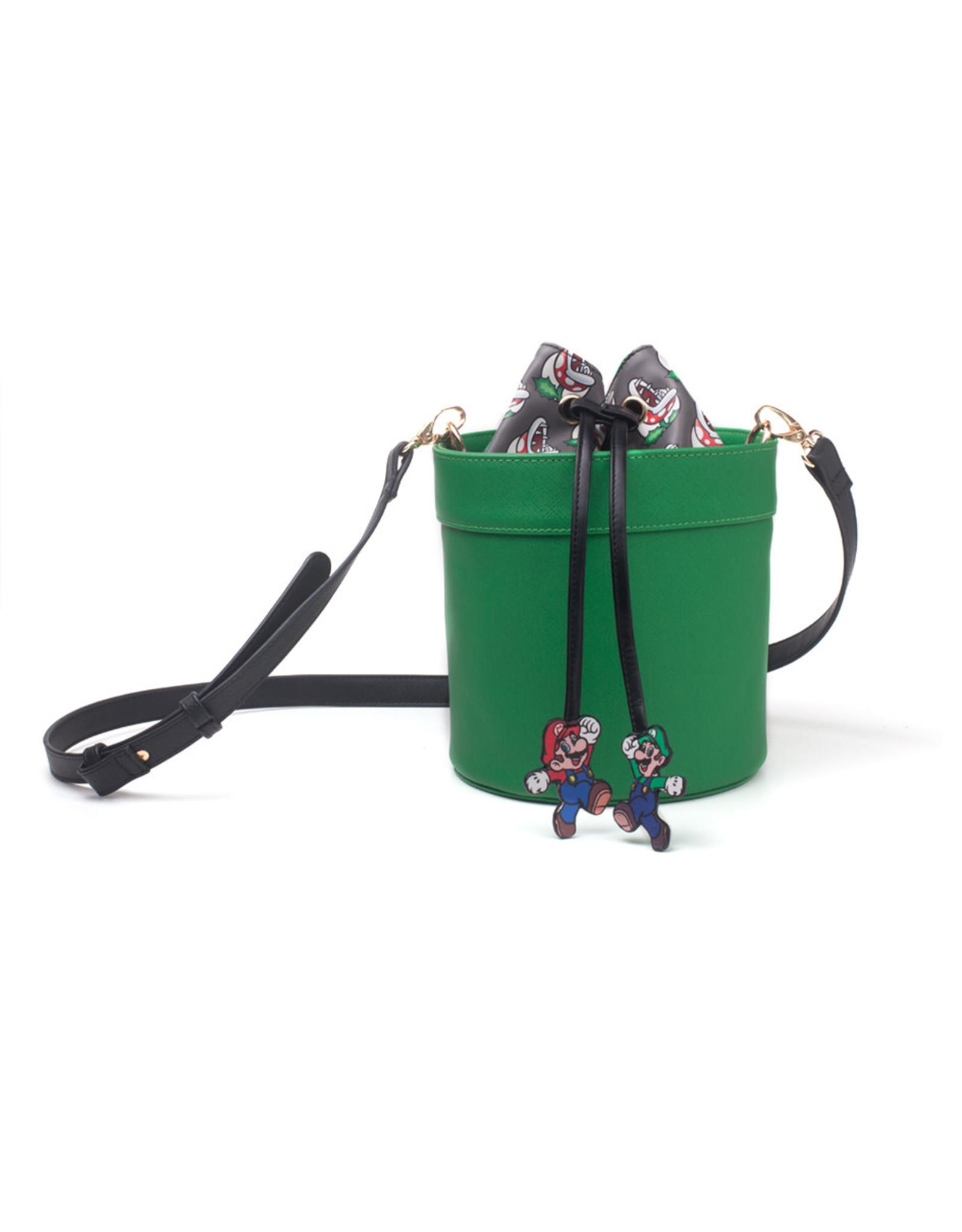 SUPER MARIO - Pipe Shaped - Crossbody bag