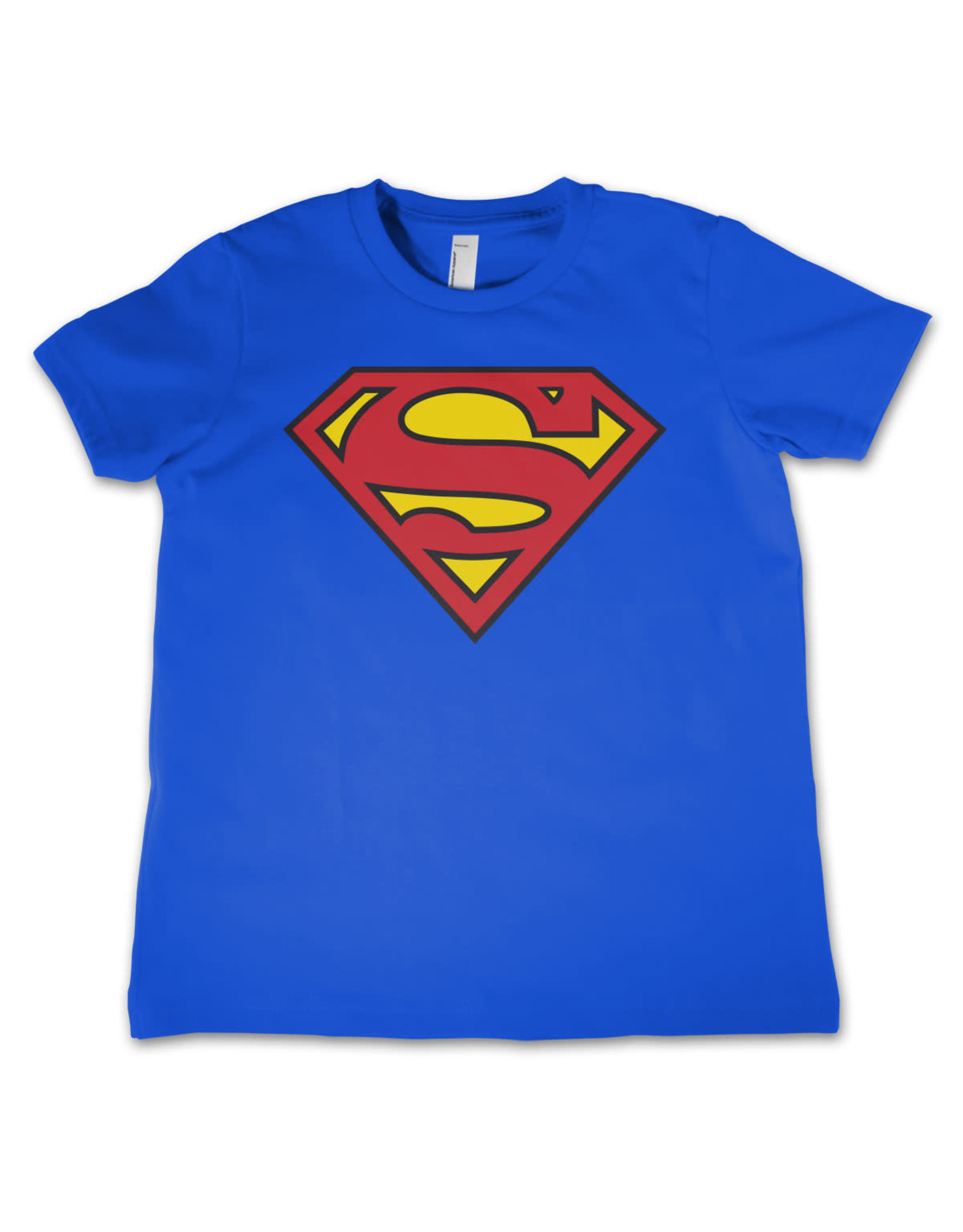 SUPERMAN - T-Shirt KIDS Shield Blue (4 Years)