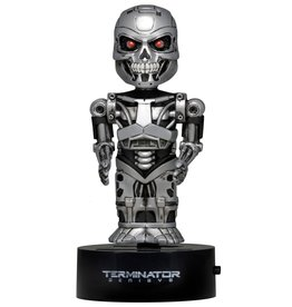 TERMINATOR - Body Knocker - Endoskeleton Solar Powered - 16cm