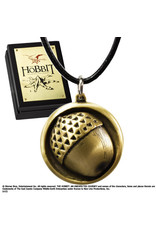THE HOBBIT - Leather Chain Bilbo Button Pendant