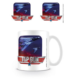 TOP GUN Mug 315 ml - Fighter Jets