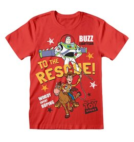 TOY STORY - T-Shirt Buzz to the Rescue (2-3 Years)